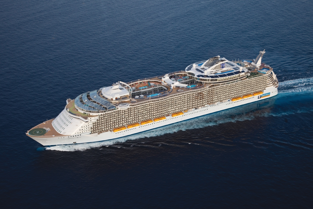 allure cruise line Allure of the seas has been named best cruise ship by travel weekly readers but this isn't just a cruise ship it's an adventure that sails way ahead.