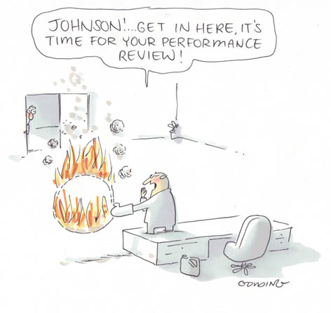 Performance Reviews Are Hogwash Or Insomnia And Human Resources