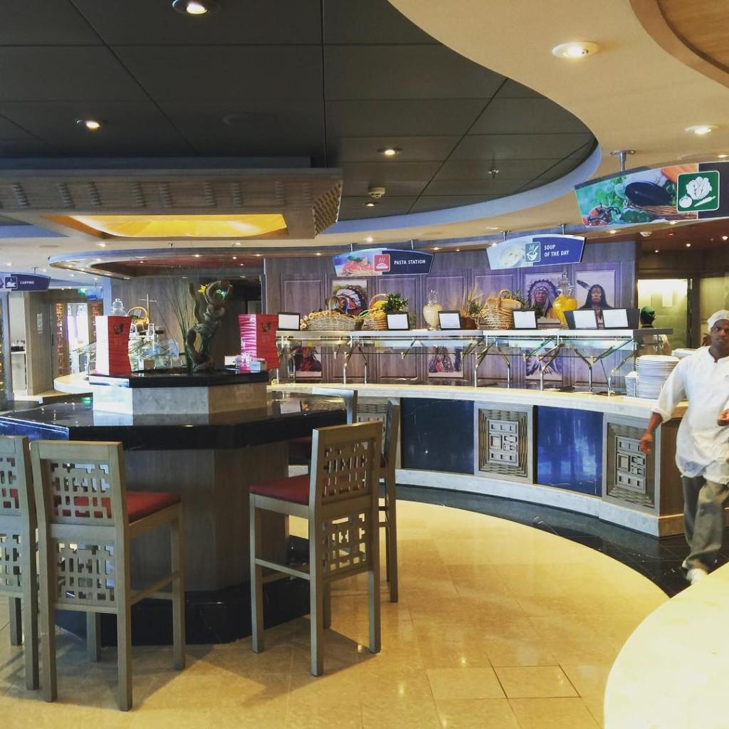 Deck Plan Msc Divina: MSC Divina Eastern Caribbean Cruise Review - Day 5