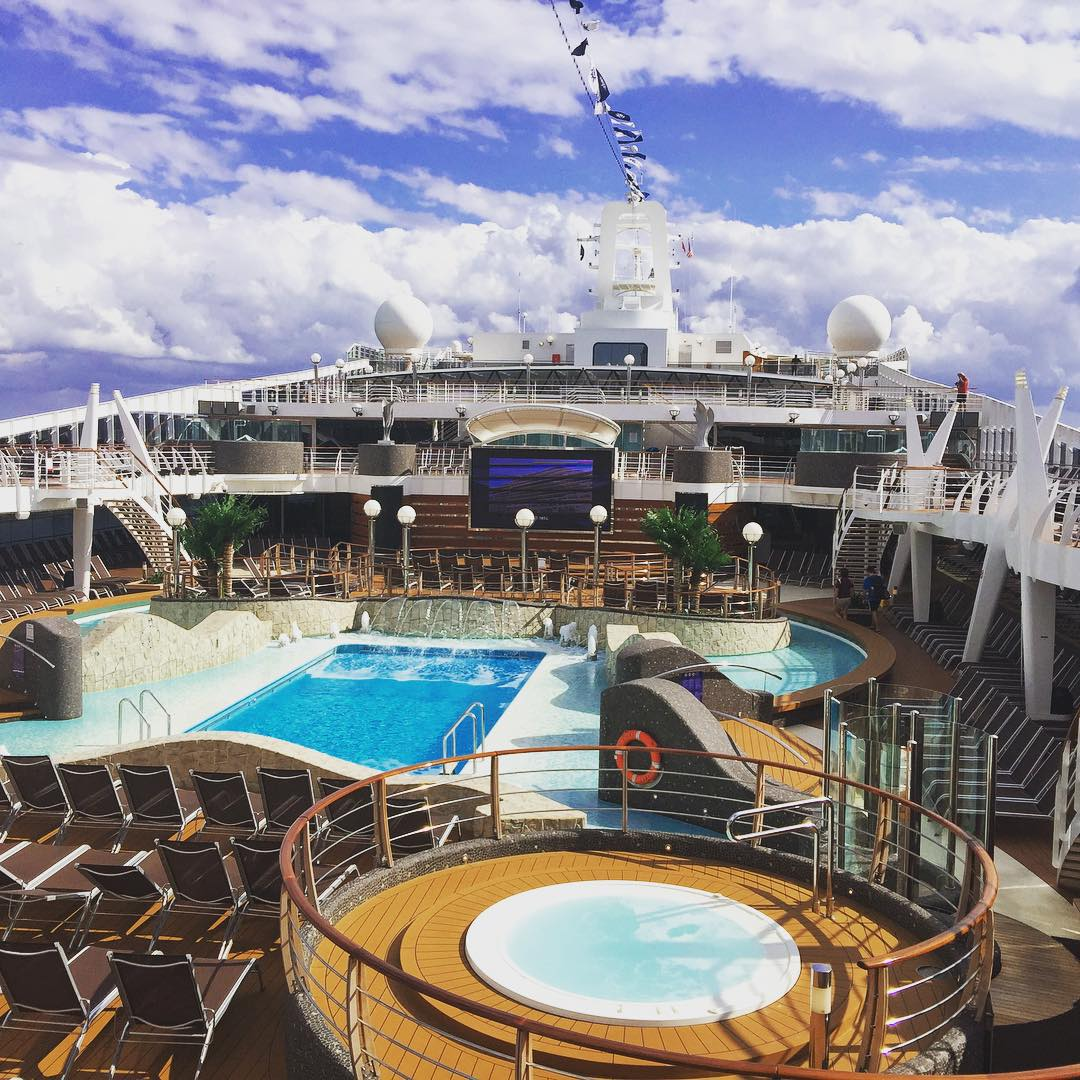 Deck Plan Msc Divina: MSC Divina Eastern Caribbean Cruise Review - Day 3