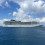 MSC Divina anchored off Great Stirrup Cay