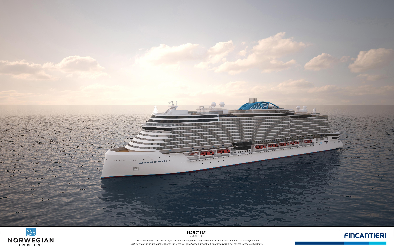 Norwegian Cruise Line Releases Renderings Of Project Leonardo | Scott Sanfilippo