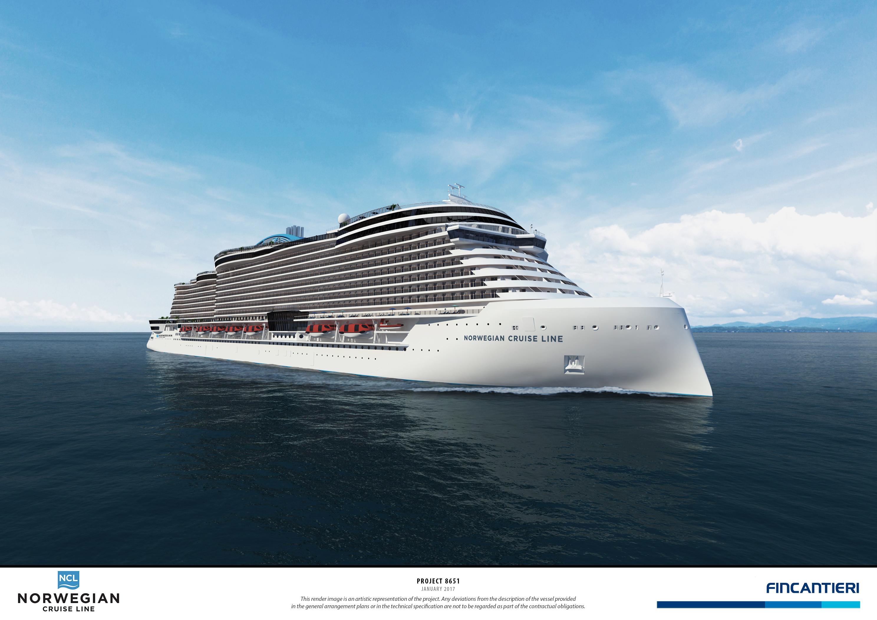 Norwegian Cruise Line Releases Renderings of Project ...