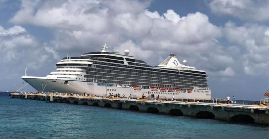 Veranda Stateroom Tour On Oceania Cruises Marina  Scott