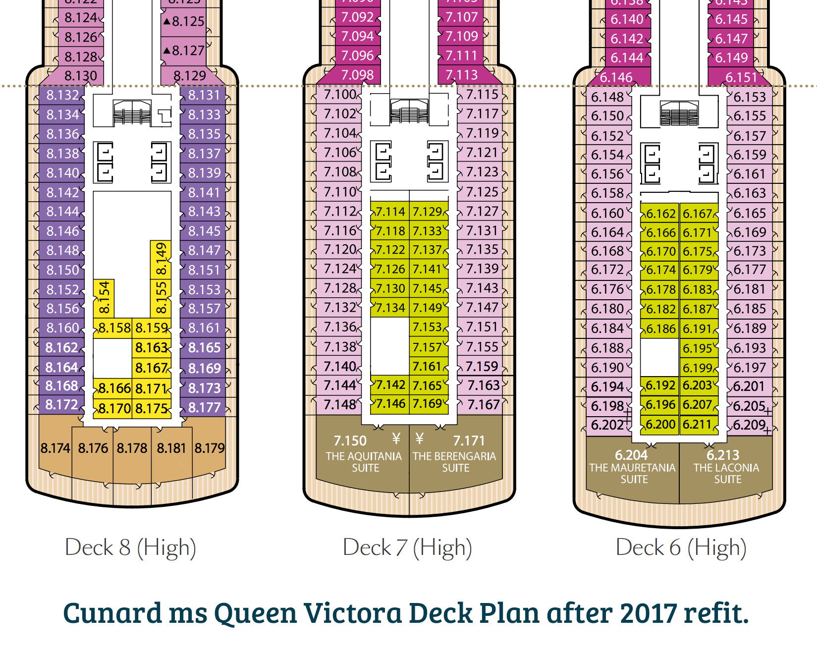 Photo Seabourn Odyssey Deck Plan Images Ideas Marvelous