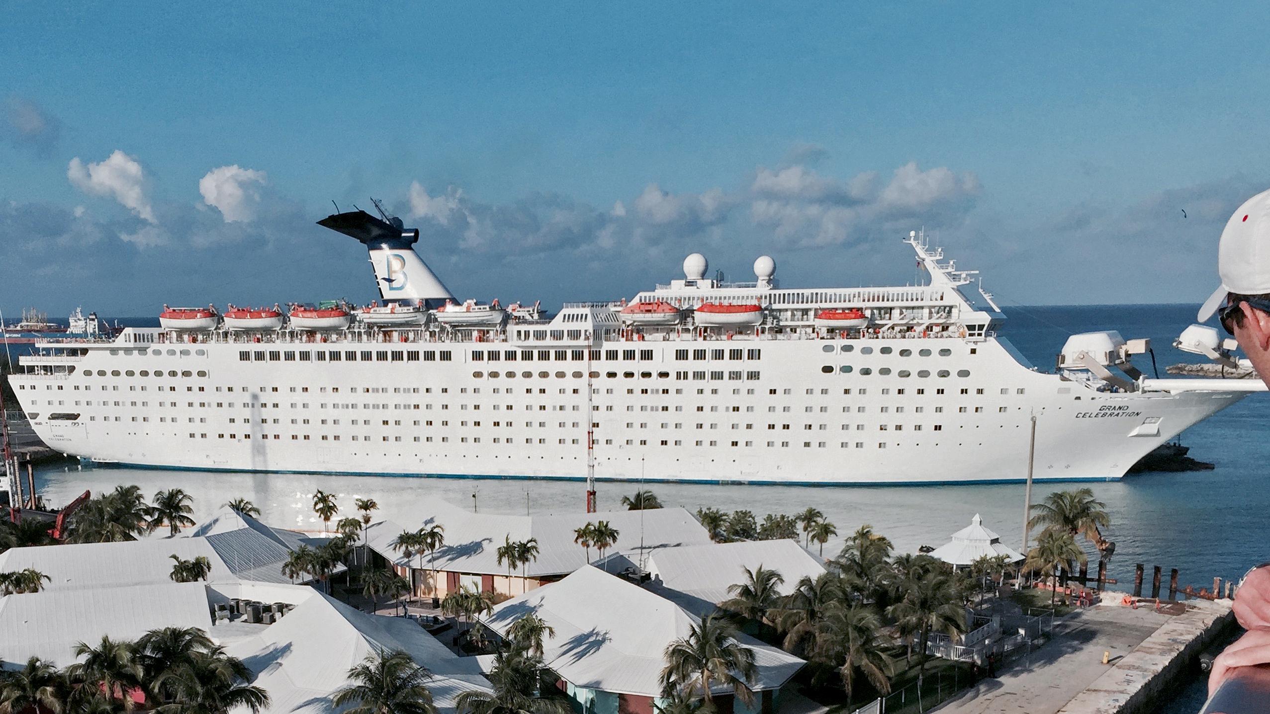 Bahamas Paradise Cruise Line To Get Second Ship Scott Sanfilippo - Bahamas celebration cruise ship
