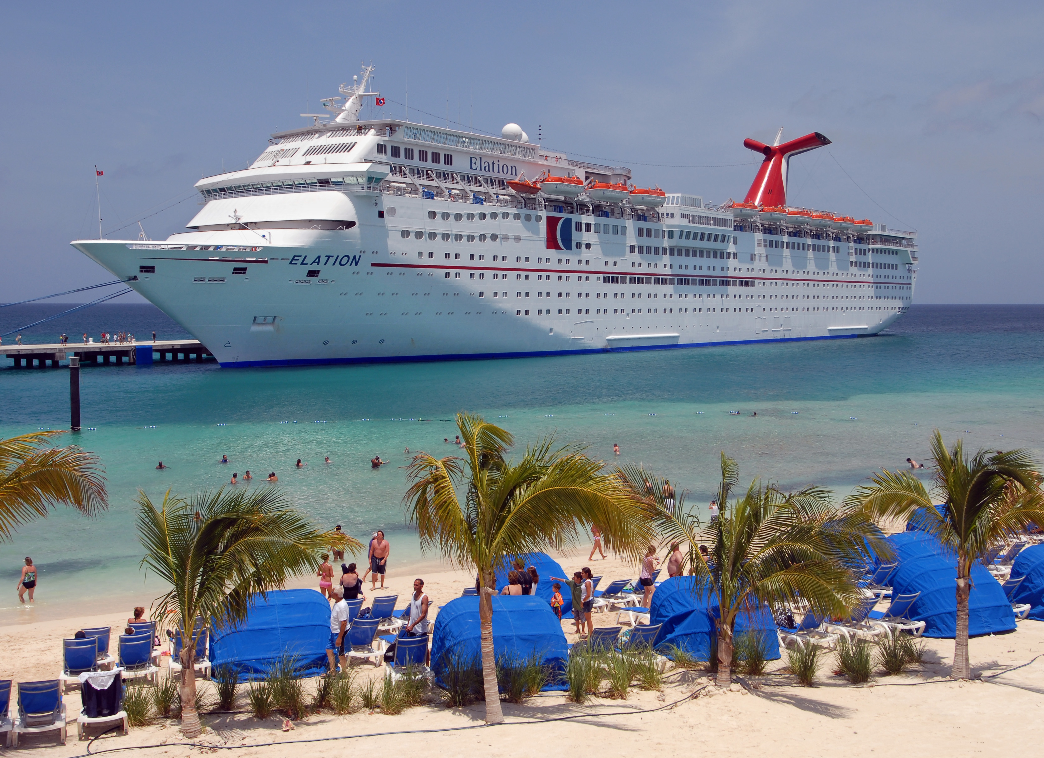 Photo Credit Carnival Cruise Line