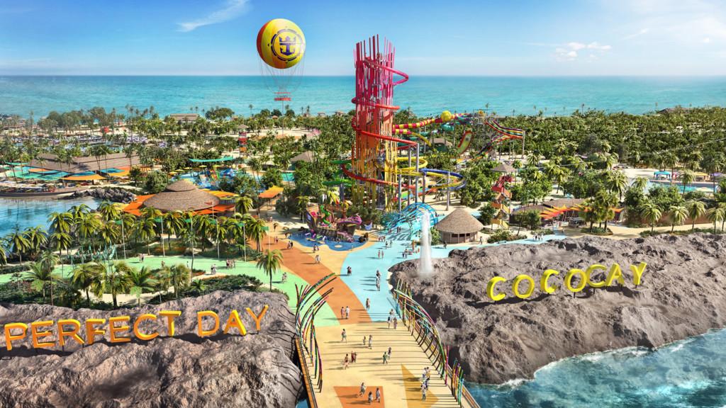 Royal Caribbean S Coco Cay To Get Major Overhaul Scott