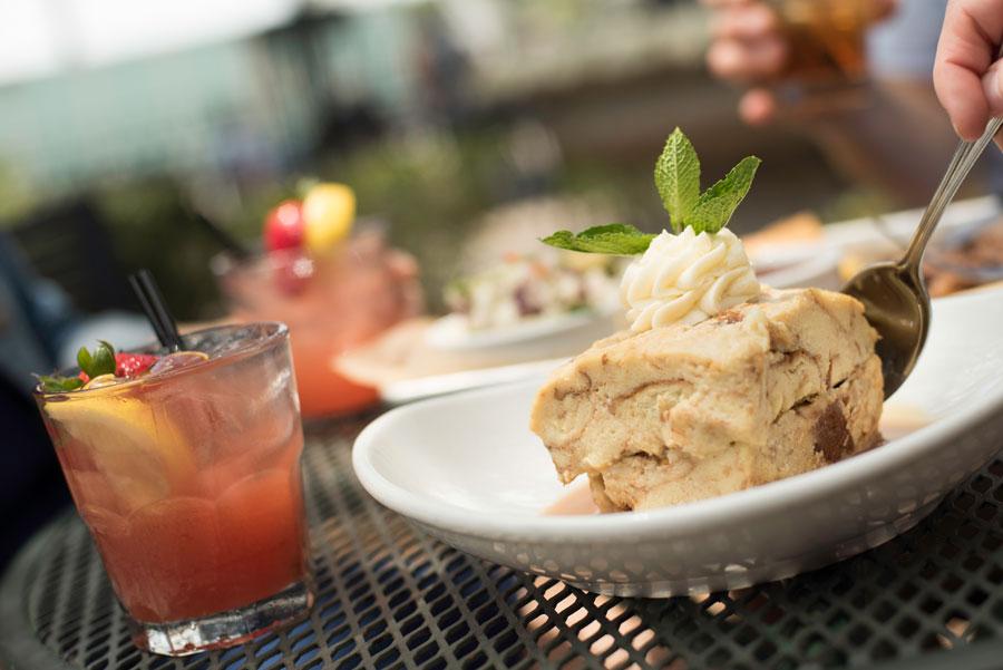 Cafe Bourbon St Orlando