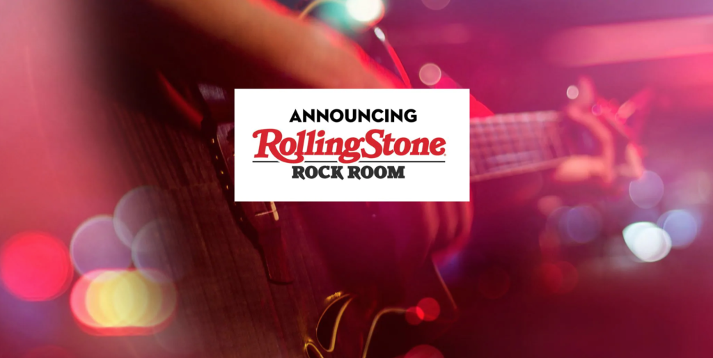 innovative design 15267 f03c1 Rolling Stone Rock Room Coming to Holland America Line Ships ...