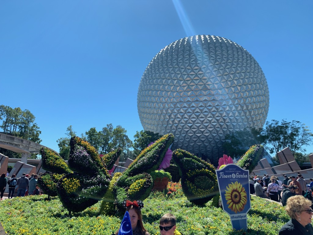 photo tour of the 2019 epcot flower & garden festival | scott sanfilippo